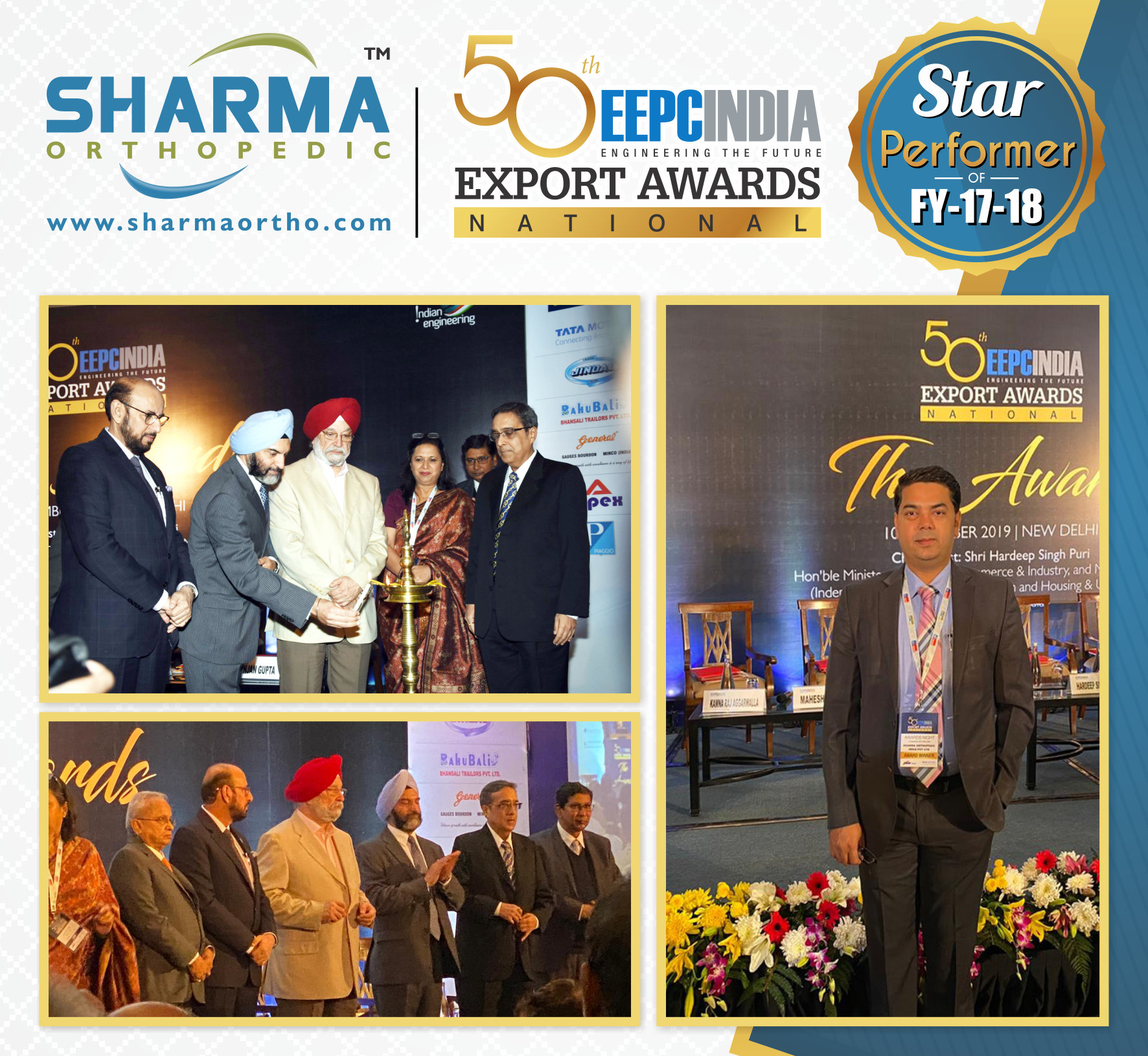 EEPC INDIA - EXPORT AWARDS