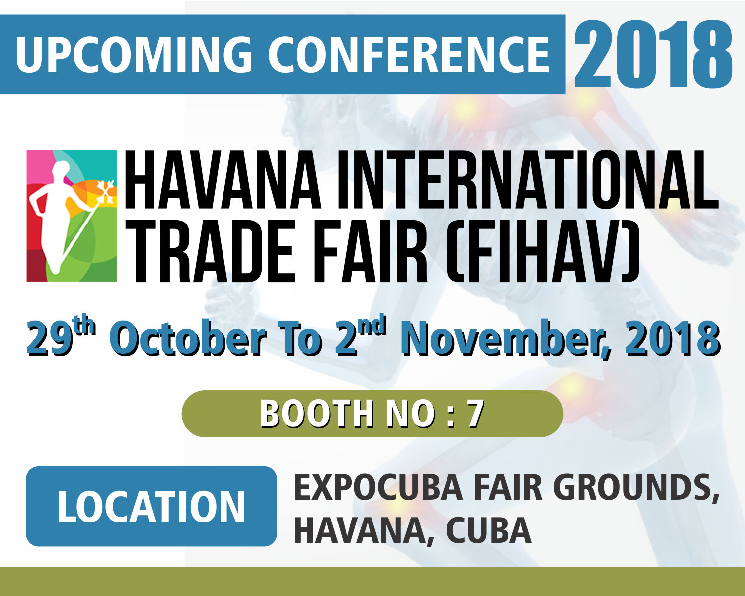 HAVANA INTERNATIONAL TRADE FAIR (FIHAV)